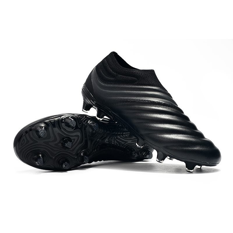 Adidas Copa 19 Fg Firm Ground Soccer Cleats All Black