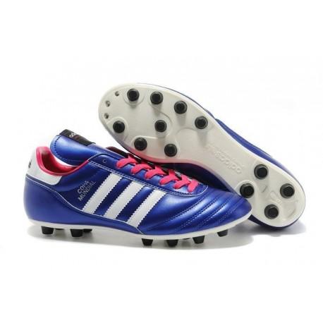 adidas Copa Mundial FG K-Leather Football Shoes Samba Pack Blast Purple