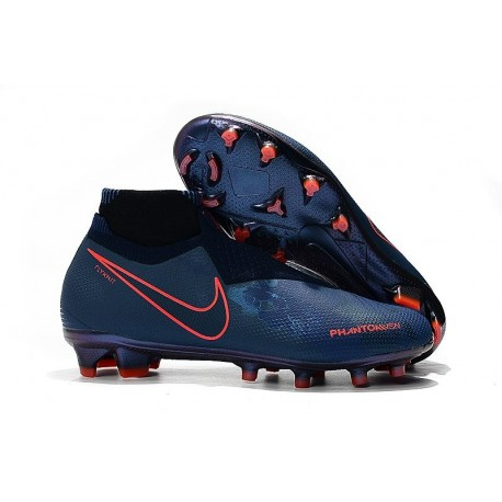 New Nike Phantom Vision Elite DF FG Fully Charged Soccer Boots