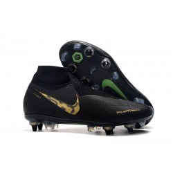 Nike Phantom VSN Elite DF SG-Pro Anti Clog Black Lux