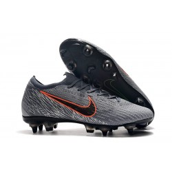 Nike Mercurial Vapor 12 Elite SG-Pro AC Wolf Grey Orange