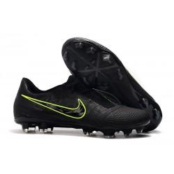 Nike Phantom VNM Elite FG Soccer Boots Black Volt