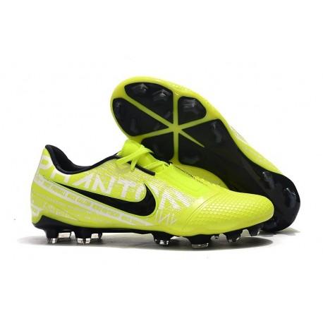 Nike Phantom VNM Elite FG Soccer Boots Volt White Obsidian