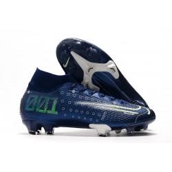 Nike Dream Speed Mercurial Superfly 7 Elite FG Void Volt White