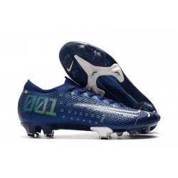 Nike Dream Speed Mercurial Vapor 13 Elite FG New Cleats Blue