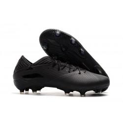 adidas Nemeziz 19.1 FG Soccer Cleats Black