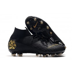 Nike Mercurial Superfly 7 Elite SE AG Black Gold