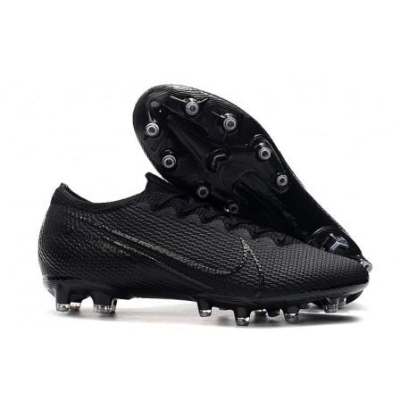 Nike Mercurial Vapor 13 Elite AG Boots All Black