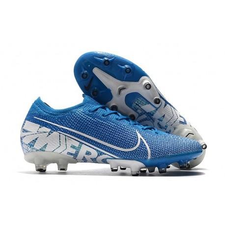 Nike Mercurial Vapor 13 Elite AG New Lights Blue White