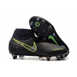 New Nike Phantom Vision Elite DF SG-Pro AC Black Volt