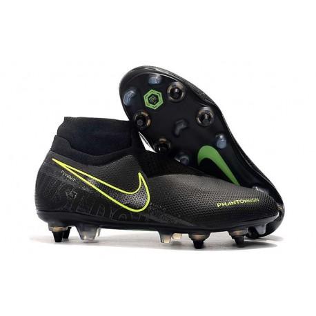 New Nike Phantom Vision Elite DF SG-Pro AC Black Volt