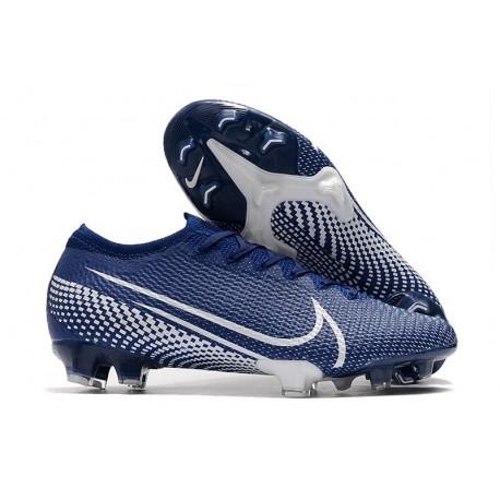 News Nike Mercurial Vapor XIII Elite FG Blue White