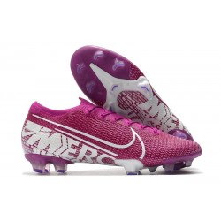 News Nike Mercurial Vapor XIII Elite FG Purple White