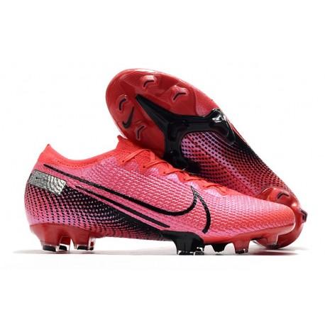 News Nike Mercurial Vapor XIII Elite FG Future Lab Laser Crimson Black