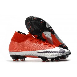 New Nike Mercurial Superfly VII Elite SE Future DNA Red Silver Black
