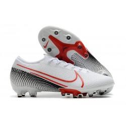 Nike Mercurial Vapor 13 Elite AG Boots White Laser Crimson
