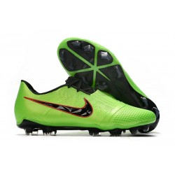 New Cleats Nike Phantom Venom Elite FG Green Strike Black