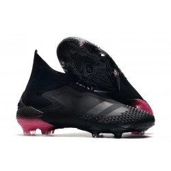 News adidas Predator Mutator 20+ FG Dark Motion -Core Black Shock Pink