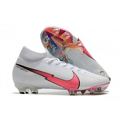 Nike Mercurial Superfly 7 Elite FG ACC White Flash Crimson