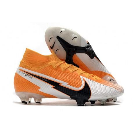 Nike Mercurial Superfly 7 Elite FG Daybreak - Laser Orange Black White