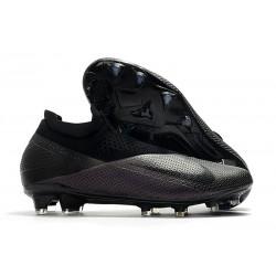 Nike Phantom VSN 2 Elite DF FG Cleats -Black
