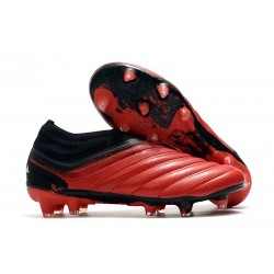 adidas Copa 20+ FG Soccer Cleats Active Red White Core Black