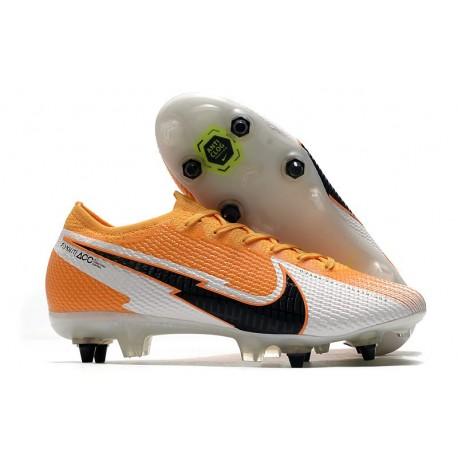 Nike Mercurial Vapor 13 Elite SG Daybreak - Laser Orange Black White