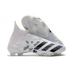 News adidas Predator Mutator 20+ FG White Black