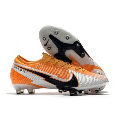 Nike Mercurial Vapor 13 Elite AG Daybreak - Laser Orange Black White