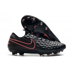 Nike Tiempo Legend 8 Elite FG ACC - Black Pink