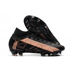 Nike Mercurial Superfly 7 Elite FG ACC Black Pink
