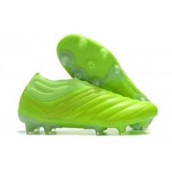 adidas Copa 20+ FG Soccer Cleats Signal Green
