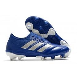 New adidas Copa 20.1 FG Boots Team Royal Blue Silver Metallic
