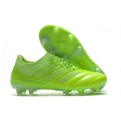 New adidas Copa 20.1 FG Boots Signal Green White