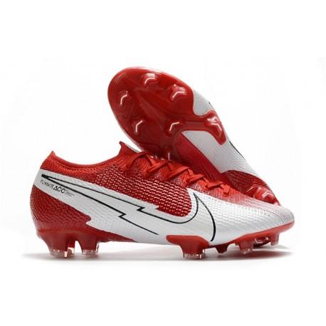 Nike Mercurial Vapor XIII Elite 360 FG Crimson White