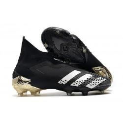 News adidas Predator Mutator 20+ FG Black White Gold
