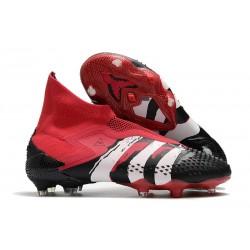 News adidas Predator Mutator 20+ FG Black Red White