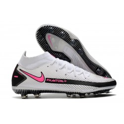 Nike Phantom GT Elite Dynamic Fit AG-PRO White Black Pink