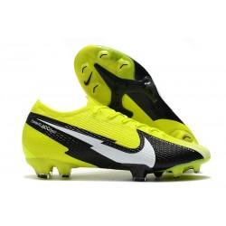 Nike Mercurial Vapor XIII Elite 360 FG Yellow Black White