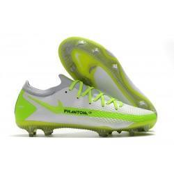 Nike Phantom GT Elite FG Firm-Ground White Green