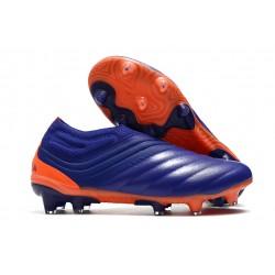 adidas Copa 20+ FG Soccer Cleats Purple Green