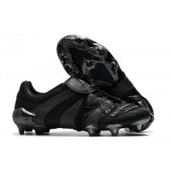adidas Predator Accelerator FG Soccer Cleats - Black