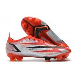 Nike Mercurial Vapor 14 Elite FG Chile Red Black White Total Orange