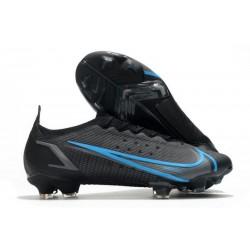 New Nike Mercurial Vapor XIV Elite FG Black Iron Grey
