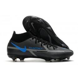 Nike Phantom GT II Elite DF FG Renew - Black Iron Grey