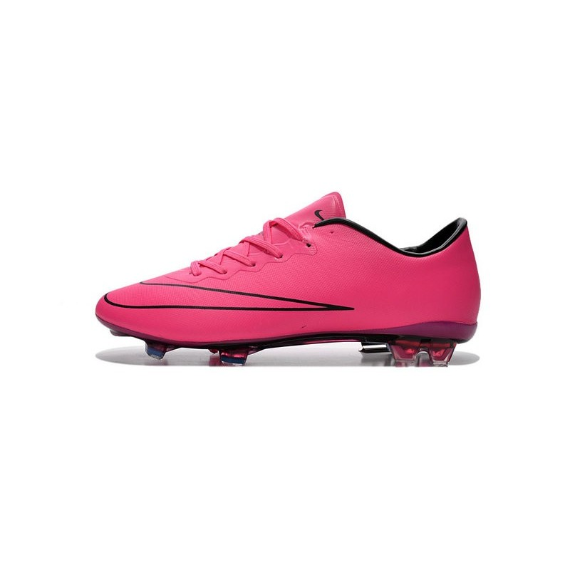 New Nike Mercurial Vapor 10 FG Football Boot in Hyper Pink