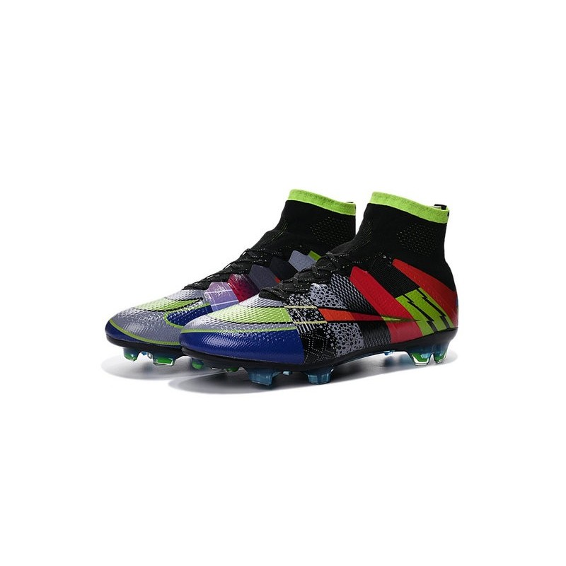 "Nike 2016 Mercurial Superfly FG ""What The Mercurial"" Soccer Boot"