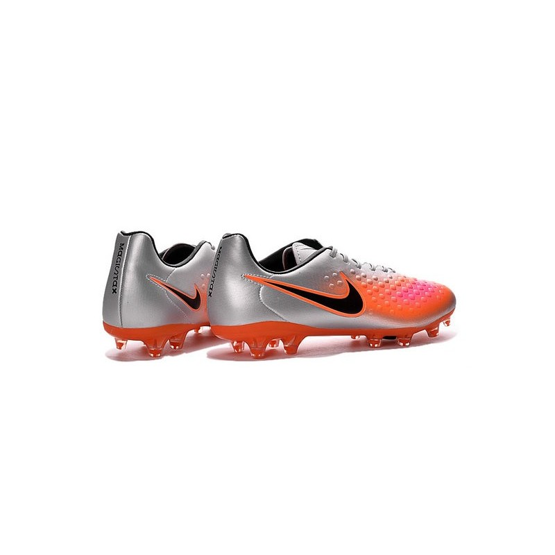 d0f0a1470bc8 Nike 2016 Magista Opus II FG ACC Football Boots Silver Orange Black  Maximize. Previous. Next