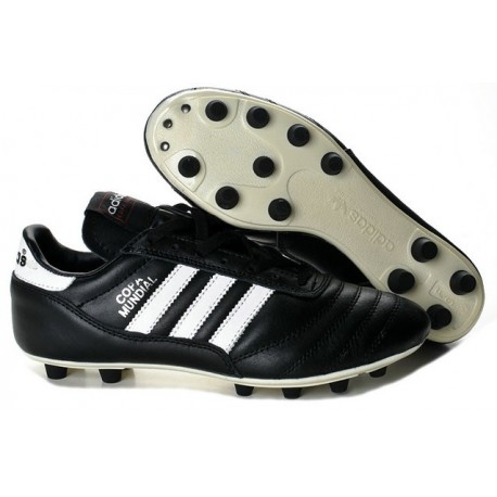 adidas Copa Mundial FG K-Leather Football Shoes in Black