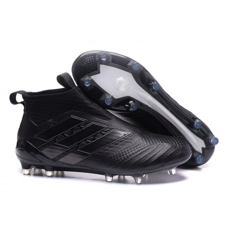 adidas ACE 17+ Purecontrol FG Firm Ground Boot - All Black